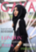 Gaya Magazine March issue - Hijab fashion, Modest Fashion, Muslim Fashion