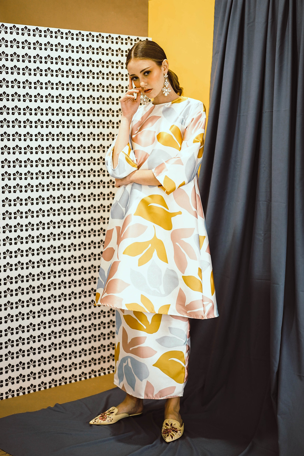 'Nona' - Katt Ibrahim's Raya 2019 Collection
