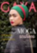 Gaya Magazine February issue - Hijab fashion, Modest Fashion, Muslim Fashion