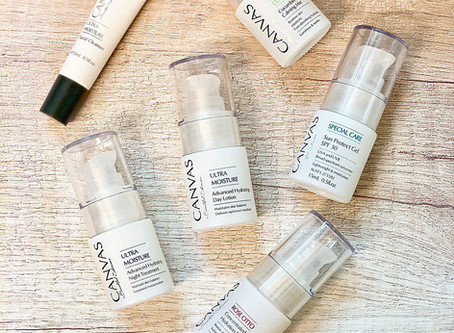 The Ultimate Travel Essentials: Maintain Skin's Moisture Levels On The Go With Canvas