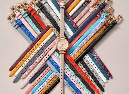 Fossil Celebrates 35 Years With Two Limited Edition Watches From Its Archival Series