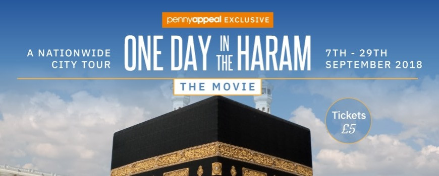 One Day in the Haram - Penny Appeal
