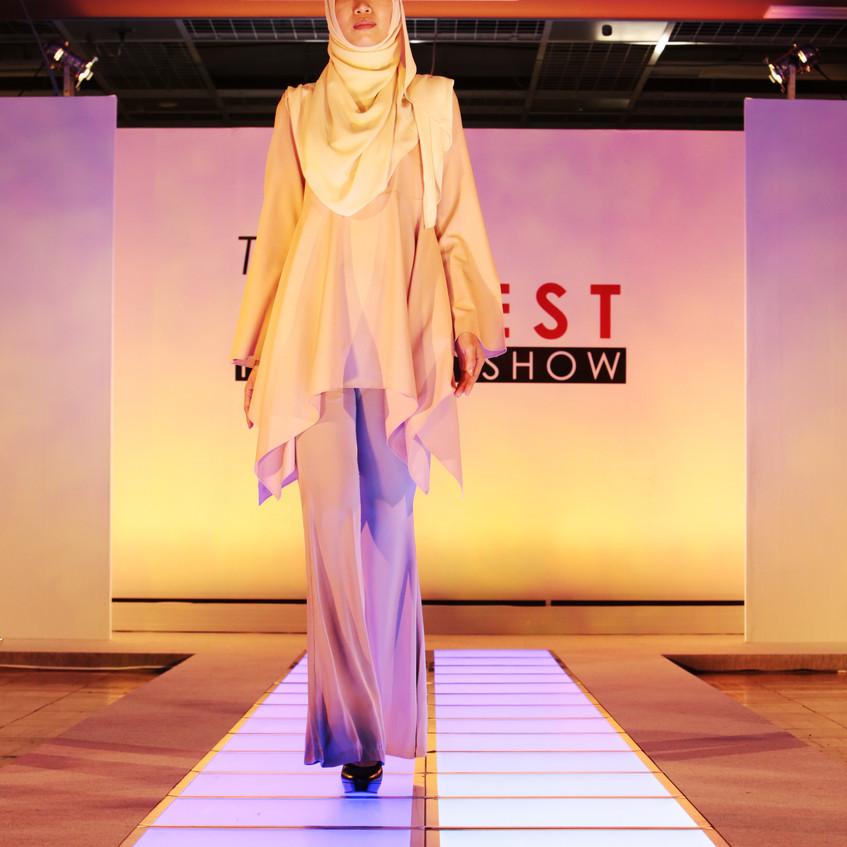 Tokyo Modest Fashion Show