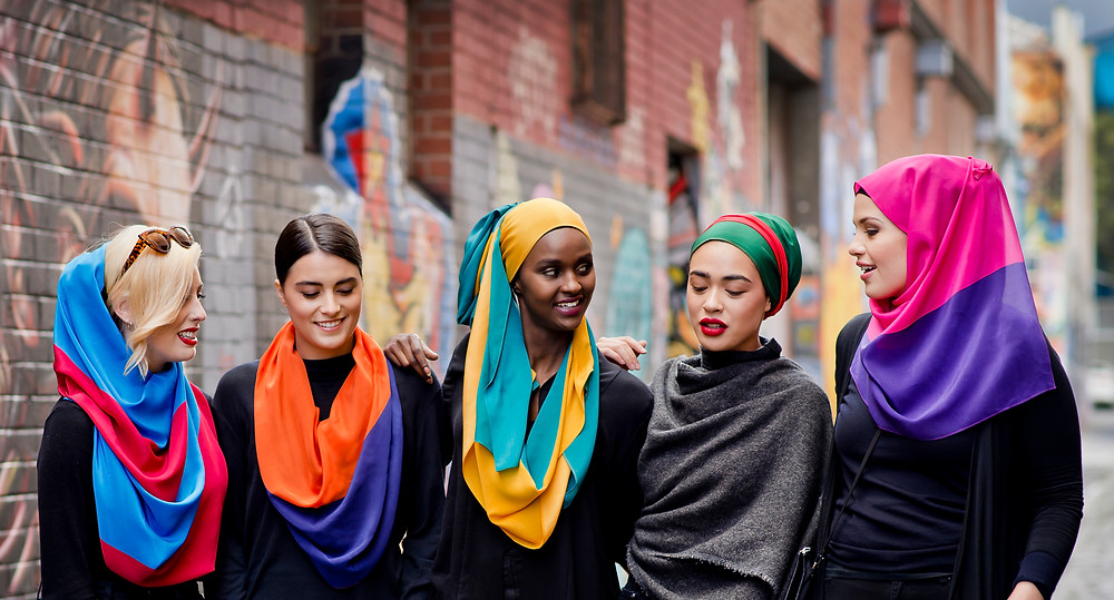 MOGA - UNITES WOMEN THROUGH VIBRANT COLOURS & SPEAKS OUT AGAINST DISCRIMINATION