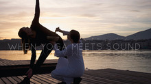 Yoga & Sound : a Unique Sunday Treat