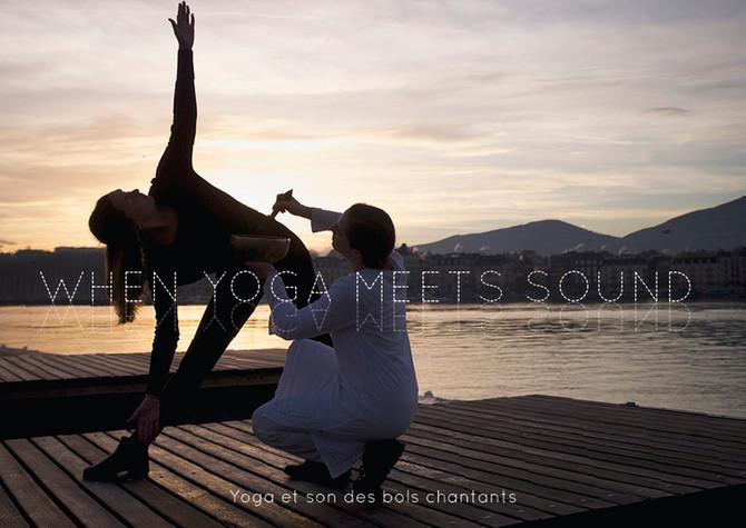 Yoga & Sound : a Unique Sunday Treat