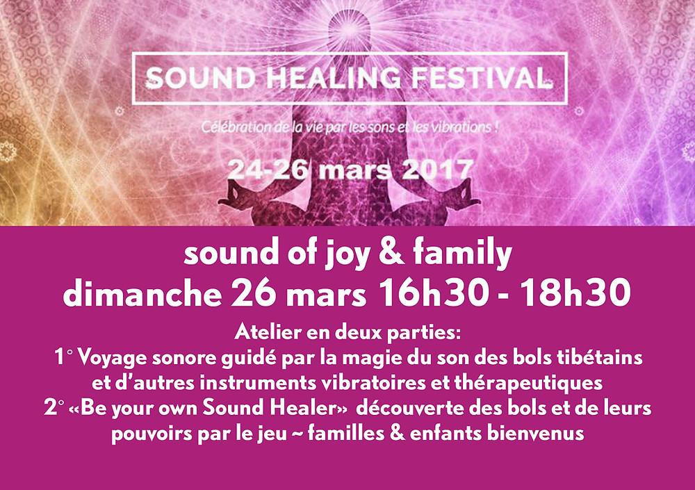 1st Edition in Beautiful Domaine du Château Collex www.soundhealingfestival.com