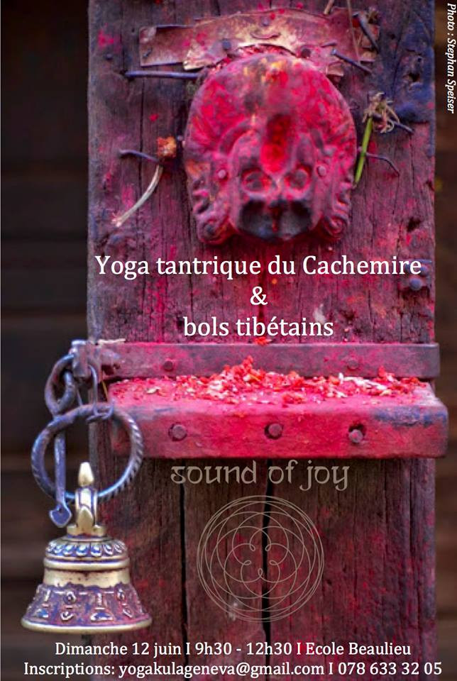 Yoga du Cachemire & Son