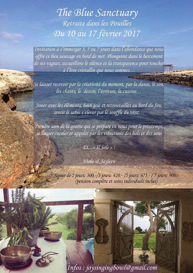 February Retreat in Puglia