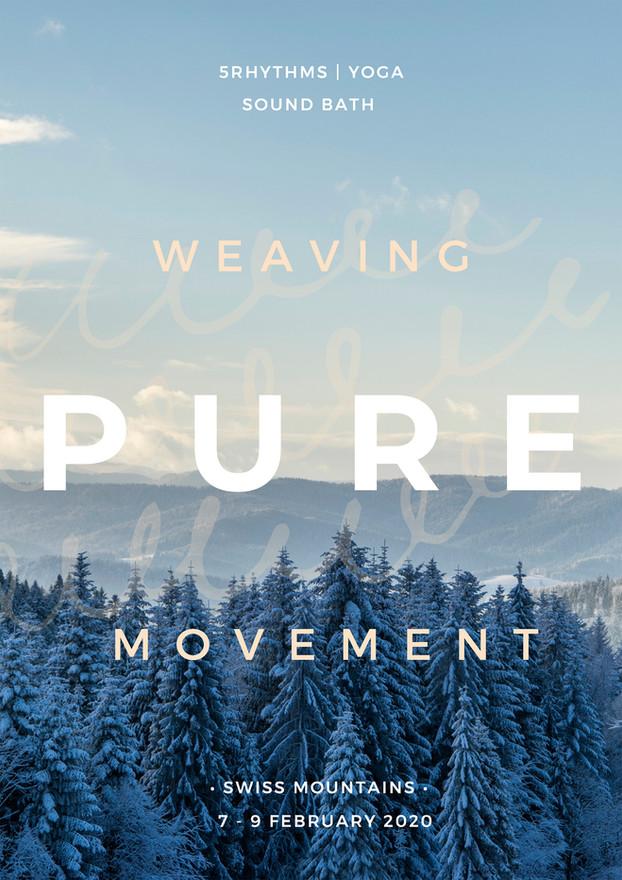 Retraite 5Rythmes | Yoga | Bains Sonores
