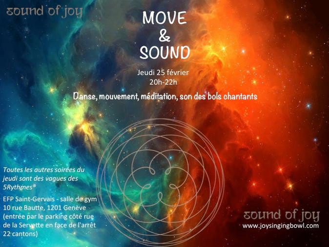 Move&Sound - Danse Meditation