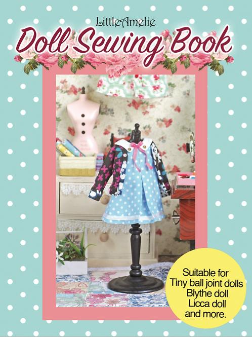 E-Book LittleAmelie Doll Sewing Book /EN