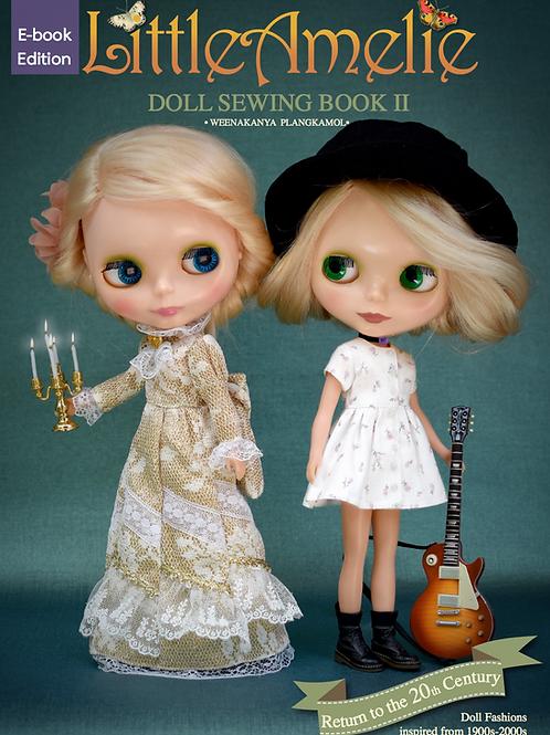 E-Book LittleAmelie Doll Sewing Book 2 TH/EN