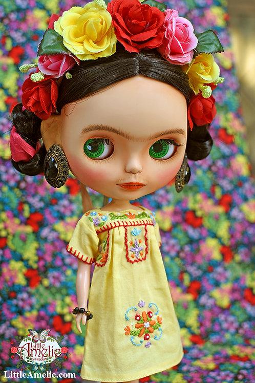 PDF Pattern Mexican Dress(TH/EN)