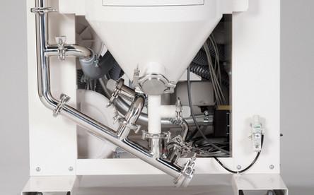 Kawata's Unique Air Cut System
