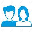 86091657-couple-faceless-avatar-icon-vec