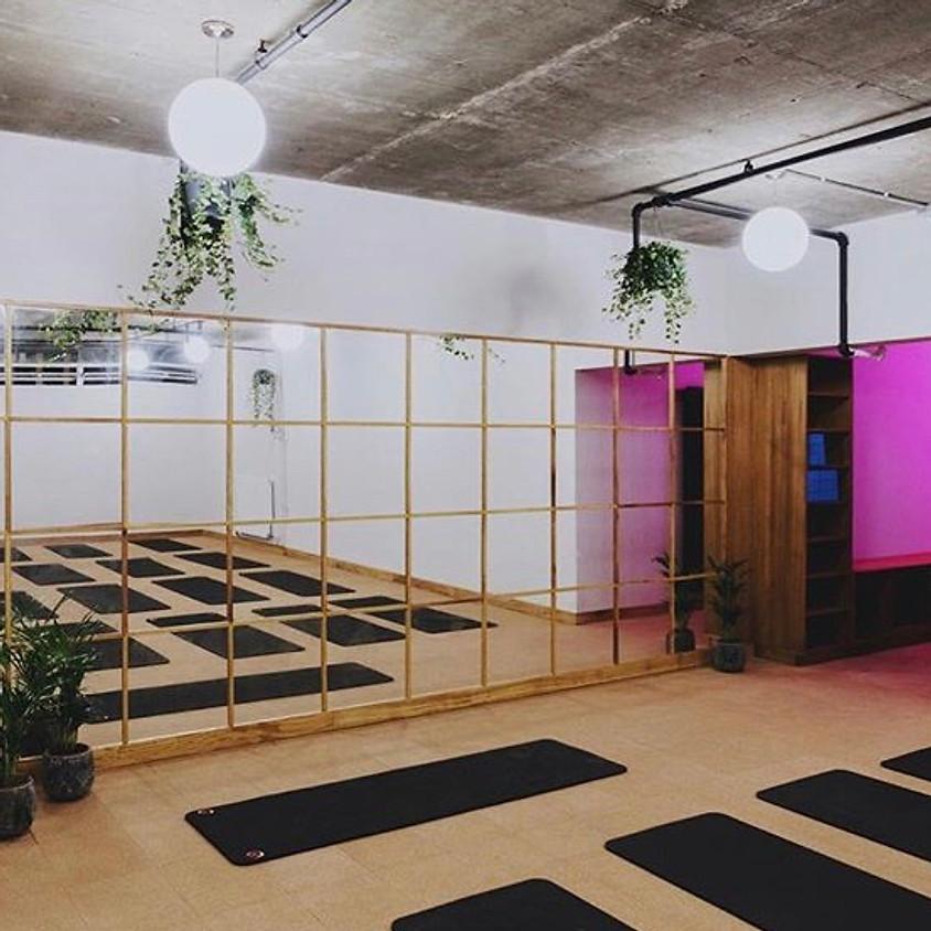 Saori Yoga Master Class