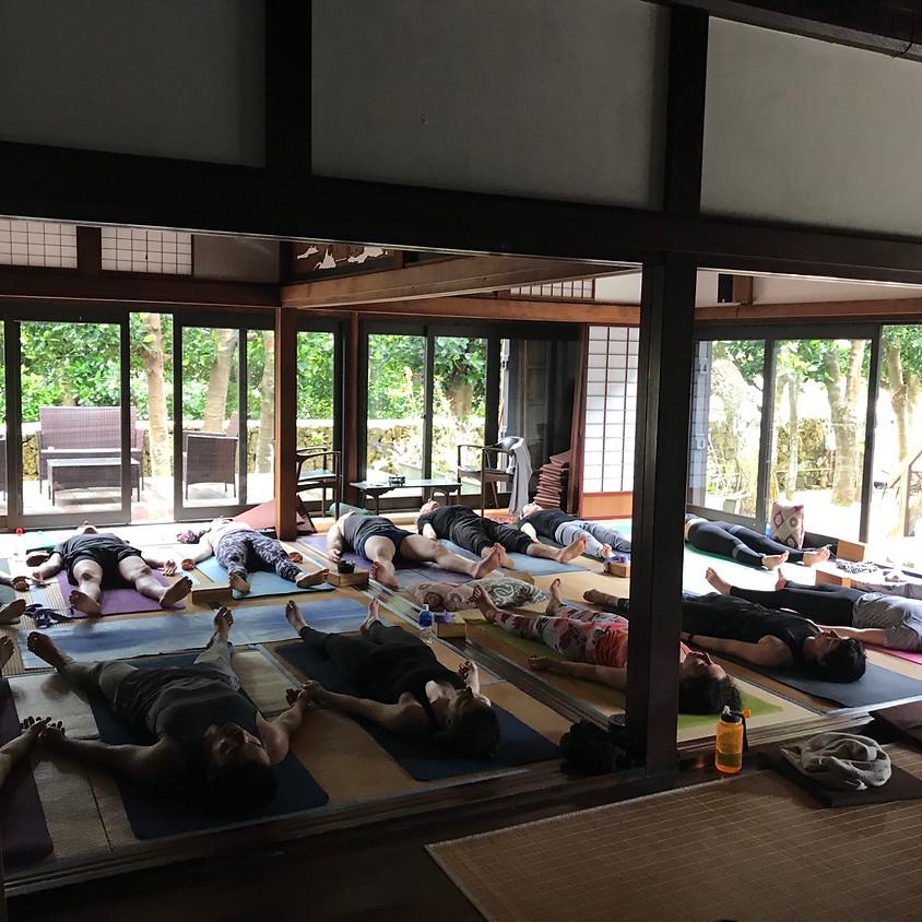 Japan Ishigaki Island Yoga Retreat 2