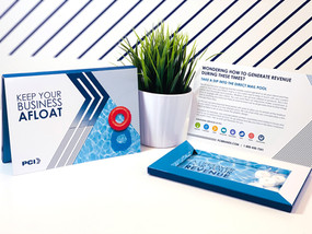 Keep Your Business Afloat Direct Mailer