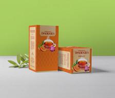 Teaologies Tea Packaging