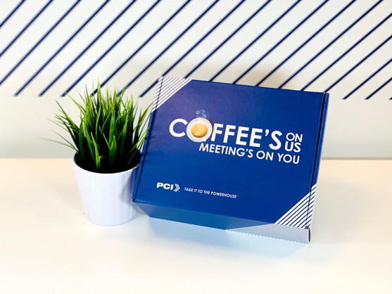 Coffee's On Us Box