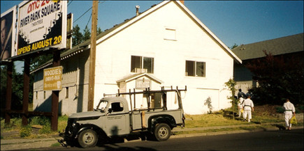 Spokane, USA, 1999
