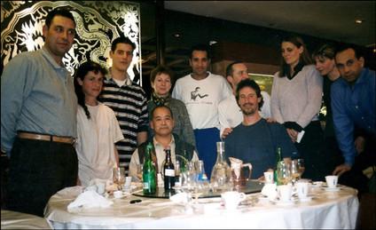 Paris, avril 2003