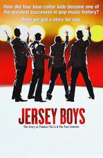 Jersey Boys the Musical Broadway Window