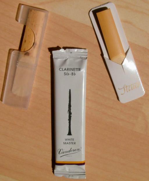 Mundstück für Klarinetten