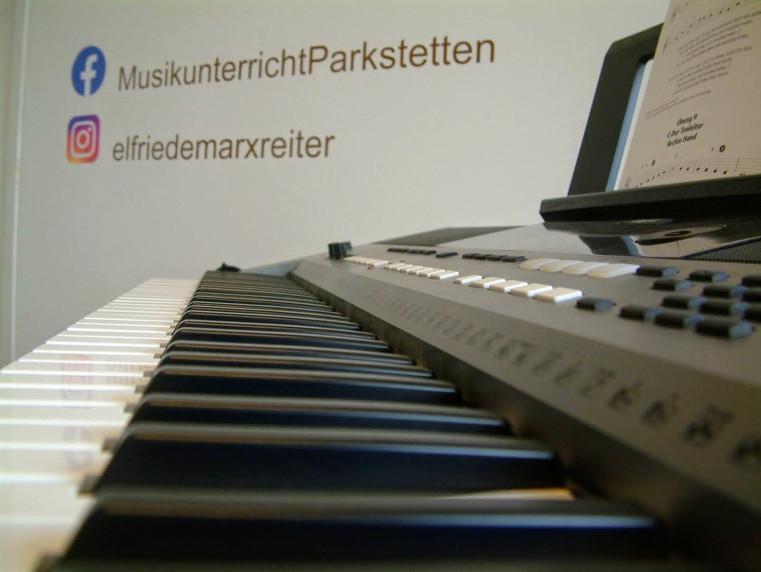Musikunterricht Elfriede Marxreiter Parkstetten