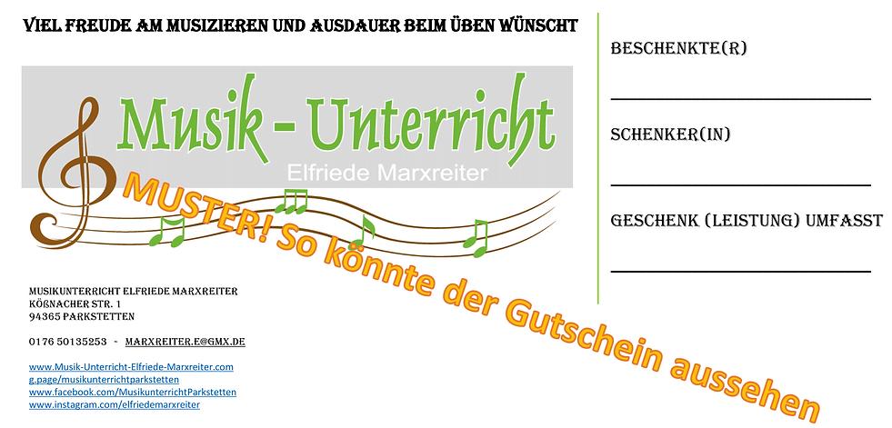 Elfriede_Marxreiter_Musikunterricht_Park