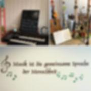 Musikunterricht Elfriede Marxreiter Park
