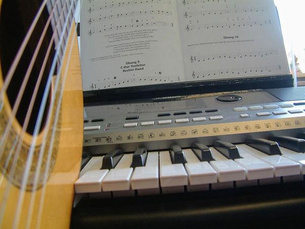Musikunterricht Elfriede Marxreiter -Not