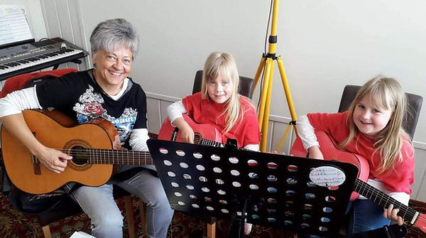 Musikunterricht Elfriede Marxreiter - Gr