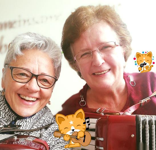Elfriede Marxeter Musikunterricht Parkstetten - Akkordeon - Senior