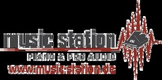 music station piano werner - Musikunterricht Parkstetten Musikinstrument Straubing