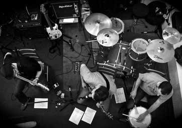 Schlagzeug unplugged