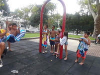 Play time at the Park