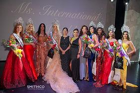 2019 Ms. Intl. World Pageant - Winners o