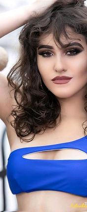 Modeling Picture - Karina Bouzas - Petit