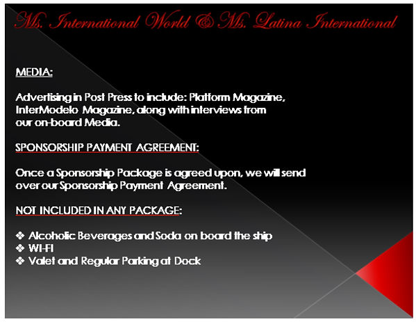Ms International World Presentation 1B P