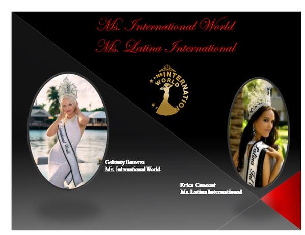 2021 - Presentation Ms, International Wo