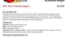 2021 Scholarship Application