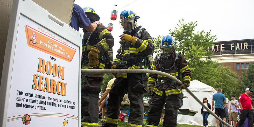 2018 Governor's Fire Prevention Day