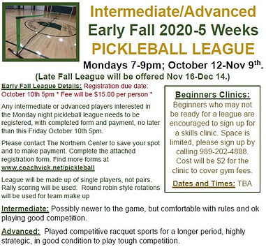 Early Fall 2020 Pickleball League.jpg