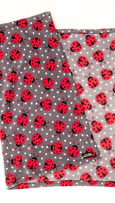 Single Sided Blanket - LADYBUG