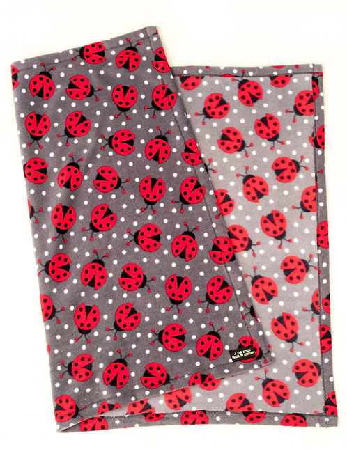 Single Sided Blanket - LADYBUG