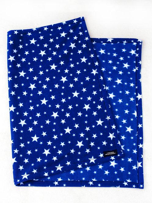 Single Sided Blanket - BLUE STAR