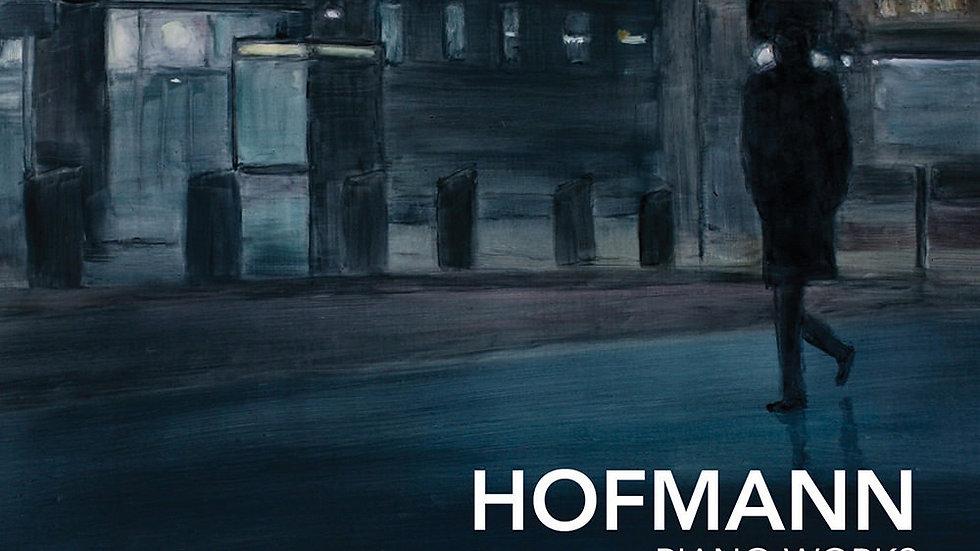 Joseph Hofmann CD mit Unterschrift