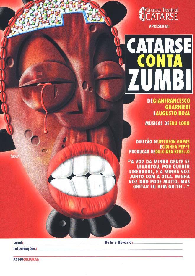 Catarse conta Zumbi